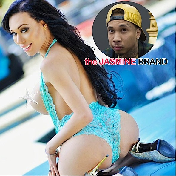 Rapper Tyga-Alleged Transgender Model-Isabella-the jasmine brand