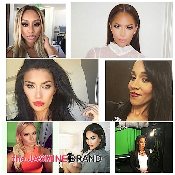 Reality Show WAGS E-Cast-the jasmine brand
