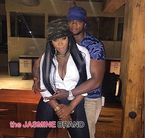 Rapper Papoose Denies Cheating On Wife Remy Ma