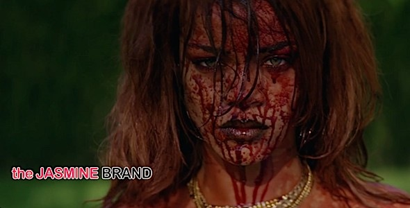 Rihanna Gets Bloody & Gangsta In 'B*tch Better Have My Money' Video [WATCH]