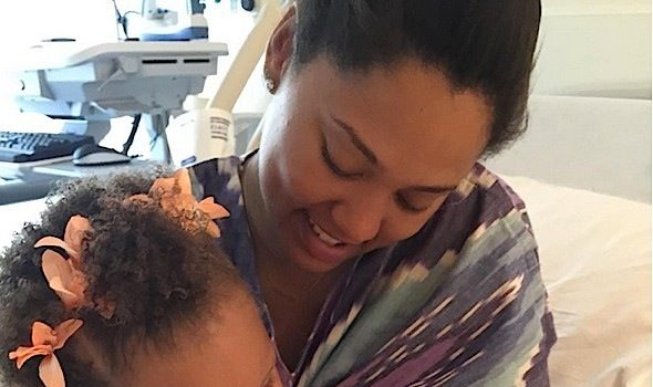 NBA Baller Steph Curry Gives Us A 1st Look At Baby Ryan Curry [Photo]