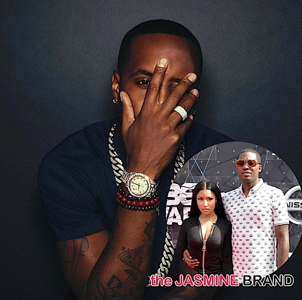 Safaree-Nicki Minaj-Meek Mill-Diss Lifeline-the jasmine brand
