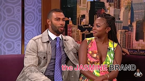Naturi Naughton Recalls Being Kicked Out Of 3LW + Omari Hardwick Says Wife Unbothered by Sexy Role On 'Power' [VIDEO]