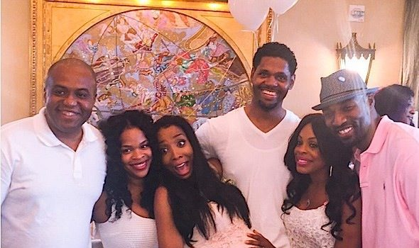 Celebrity Publicist Kita Williams Celebrates Baby Shower! Niecy Nash, Johnny Gill, Lisa Leslie, Garcelle Beauvais & More Attend! [Photos]