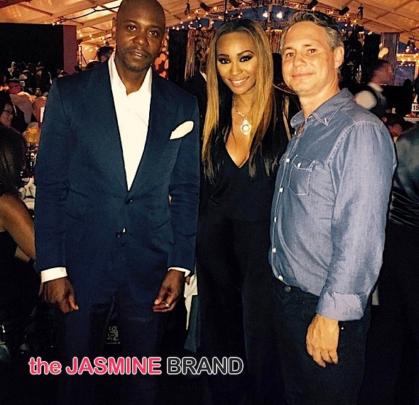 Dave Chappelle, Cynthia Bailey