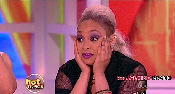 "Raven-Symone Tells Nicki Minaj ""We don't need to see girls naked in that way"". [VIDEO]"