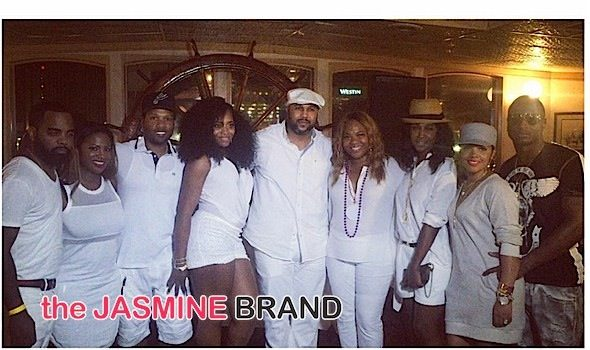 Love Wins! Mona Scott-Young & Husband Celebrate Wedding Anniversary + Kandi Burruss, Todd Tucker, Yandy Smith, Ray J & More Attend [Photos]