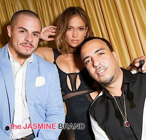 J.Lo Allegedly Caught Casper Smart Cheating