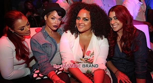 Shantel Jackson, Candice B, Marsha Ambrosius