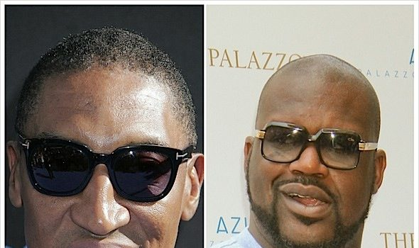 Shaquille O'Neal & Scottie Pippen Politely Slam Each Other On Instagram