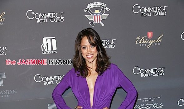 Stacey Dash Explains Why Divorce Rates Are High: Women Don't Know How to Take Care Of Their Men