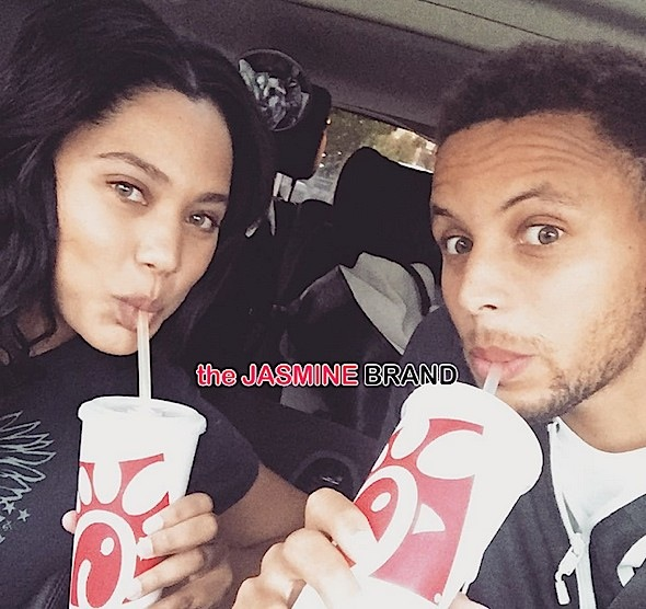 "Ayesha Curry Opens Up About Groupies ""Lurking Around"