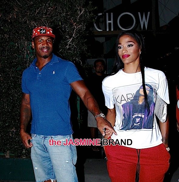Stevie J Breaks-Up With Joseline Hernandez: We are NOT married!
