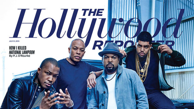 Dr. Dre & Ice Cube on 'NWA' Movie: 'This Movie Will Keep Shining a Light on—All The Situations That Are Happening'