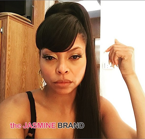 Taraji P Henson-Cookie Lyons-Sports Bangs-the jasmine brand