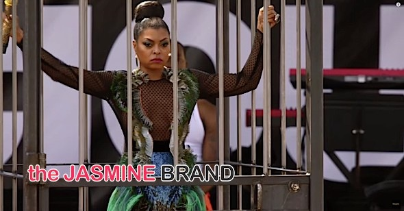 Taraji P Henson-Season 2 Empire-the jasmine brand