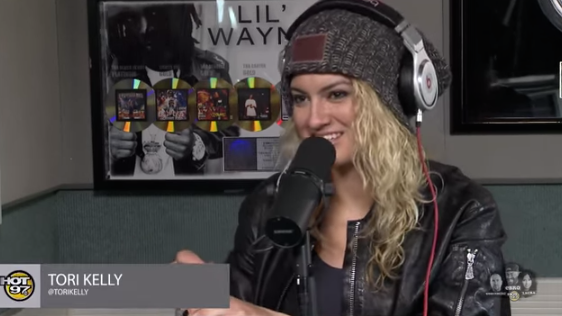 Tori Kelly On 'BET Awards', Being Discovered On YouTube + Clarifies Her Nationality, 'My Dad is Jamaican' [VIDEO]