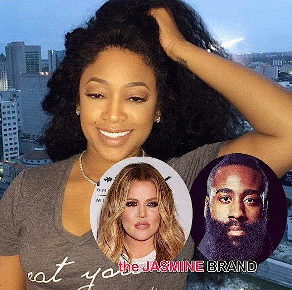 Trina Calls Khloe Kardashian's New Man, James Harden, Her 'Sloppy Seconds' [Photos]