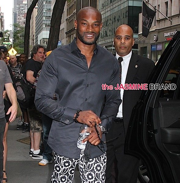 Celebrity Stalking: Tyson Beckford, Savannah & Lebron James, 50 Cent & Son Sire, Kerry Washington & Tony Goldwyn, Omarosa, Tracee Ellis Ross & NeNe Leakes