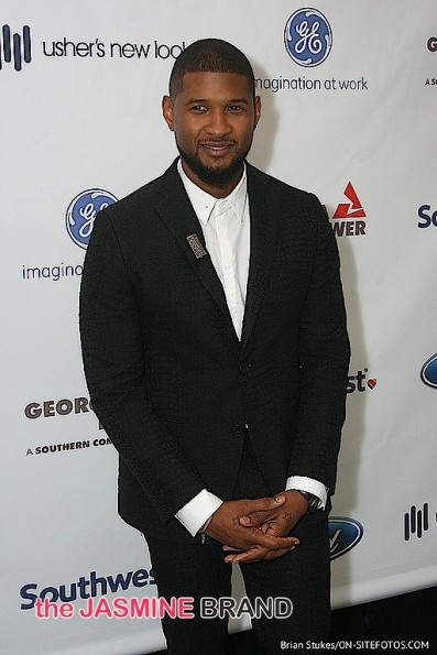 Usher New Look-the jasmine brand