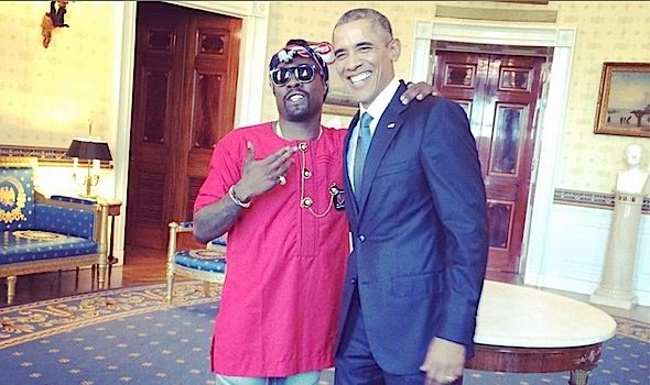 Wale Brings Entertainment & Education to White House + POTUS Admits: I can't rap. [Photos]