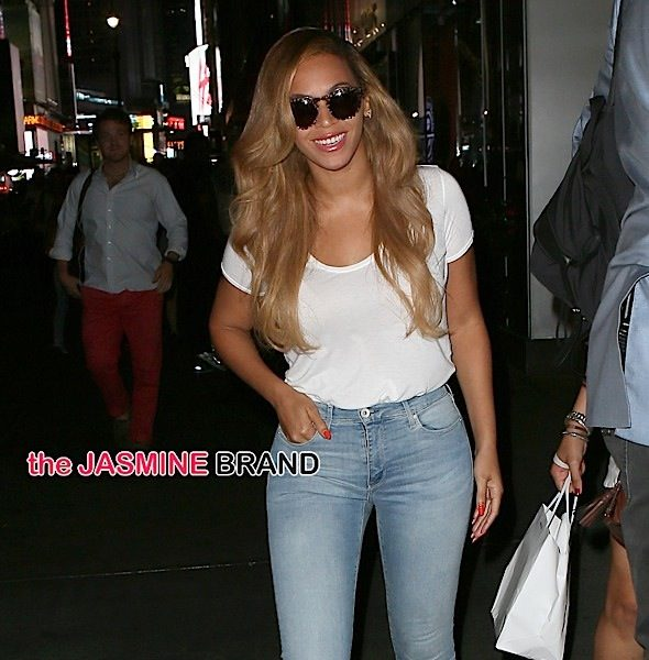 (EXCLUSIVE) Beyonce Blasts Singer Accusing Her of Stealing Music for 'Drunk in Love'