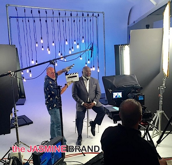 bishop jakes talk show-the jasmine brand