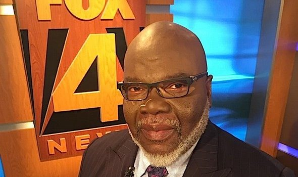 Religion Goes Mainstream: Daytime TV Welcomes Bishop TD Jakes