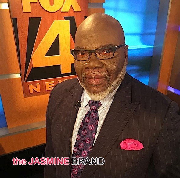 T.D. Jakes Prepping TV Series On Seven Deadly Sins