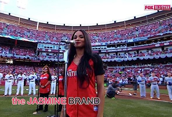 ciara performs national anthem-the jasmine brand