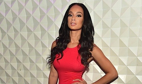 'Everyone has insecurities!' Reality Star Draya Michele Reveals She Photoshops Pix