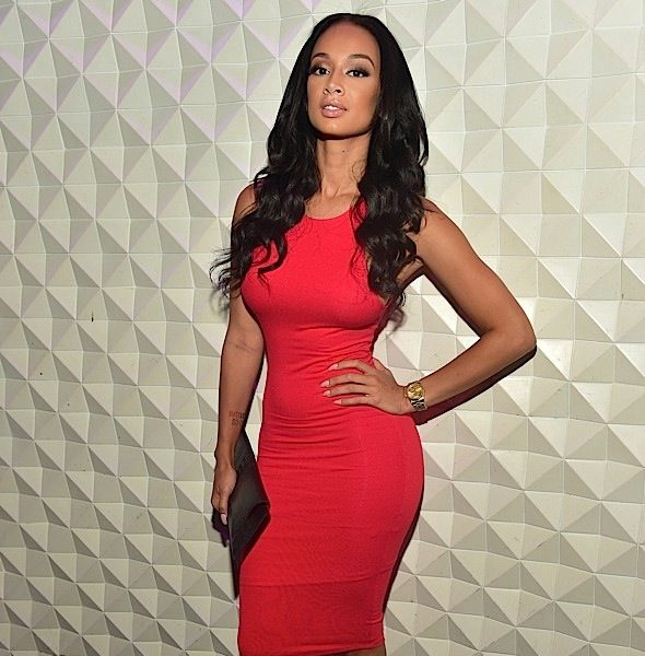 Draya Michele: I'll never go on 'Basketball Wives' again.