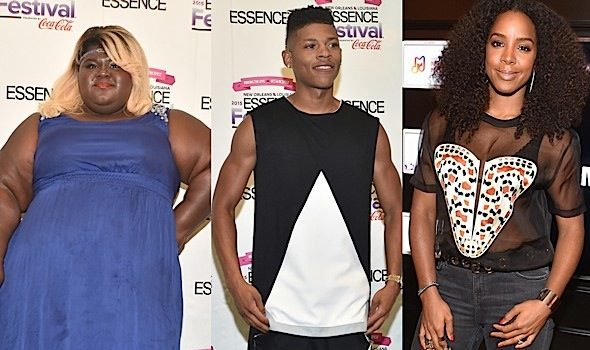 Usher, Common, Erykah Badu, Kelly Rowland, Gabourey Sidibe, Iyanla Vanzant, Wale, Sevyn & More Spotted in NOLA [Photos]