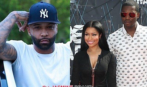 Meek Mill Argues With Joe Budden Over Nicki Minaj: Stop it, old hating noodle!