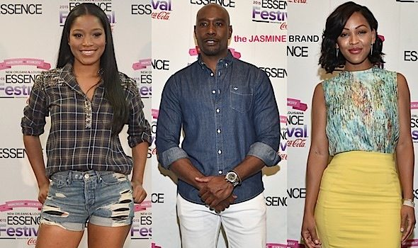Celebs Invade NOLA: Meagan Good, Morris Chestnut, Jussie Smollett, Common, Adrienne Bailon, Kandi Burruss, Monica & More!