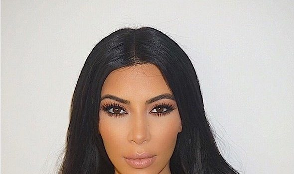 Kim Kardashian Insists She Doesn't Use Botox or Fillers