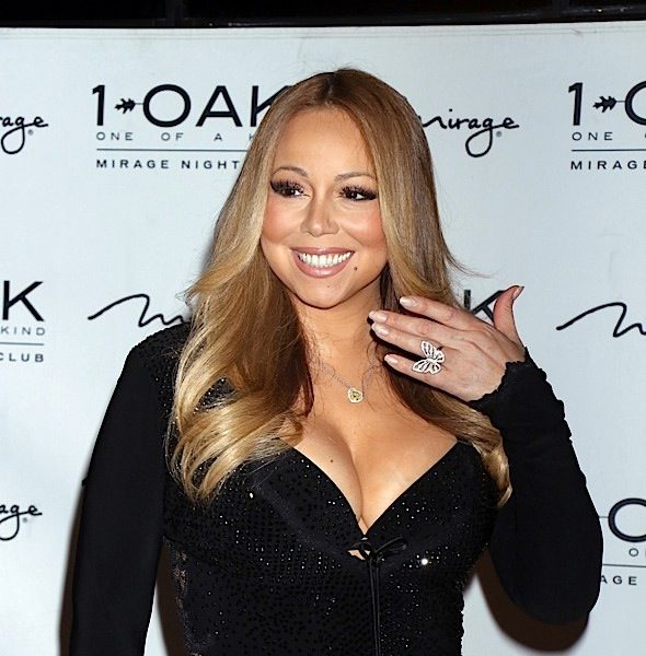 Mariah Carey Filming Reality Show