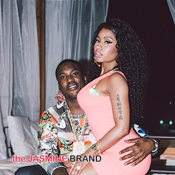 nicki minaj-meek mill-all eyes on you video-the jasmine brand