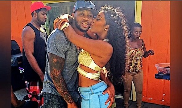Porsha Williams Debuts New Boyfriend, NFL'er Duke Williams [Photos]