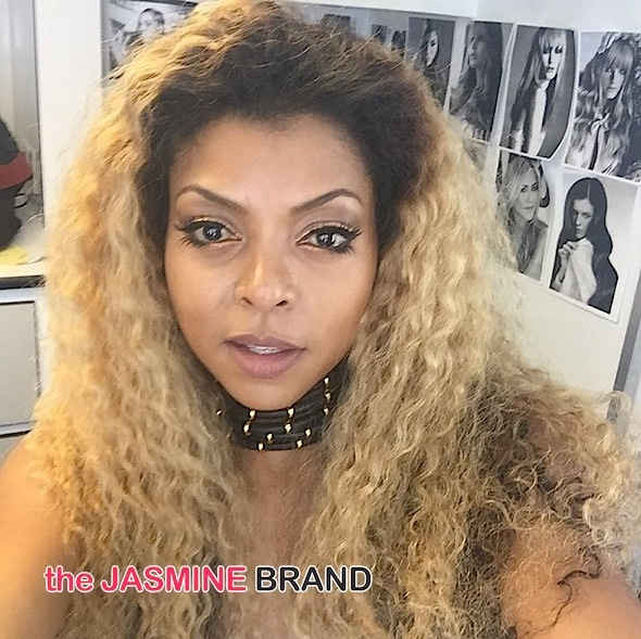 taraji p henosn-rocks new hair cookie lyons-the jasmine brand