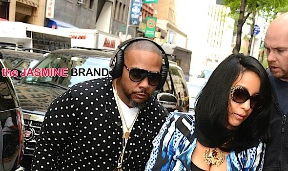 [Love Don't Live Here, Anymore] Timbaland's Wife Files For Divorce (Again)