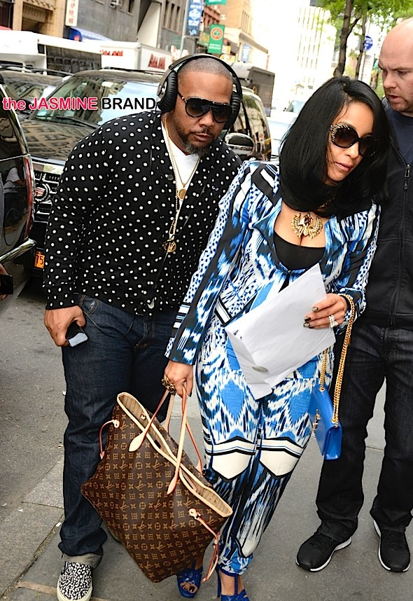 Timbaland, Wife Monique