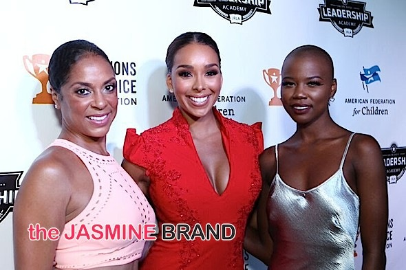 Lisa Leslie & Jalen Rose Host 'American Federation For Children': Michelle Williams, Gloria Govan, Dawn Richard, John Salley, Elise Neal, V Bozeman Attend [Photos]