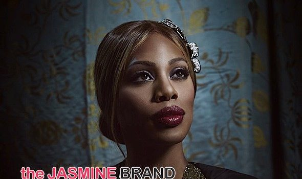 Laverne Cox Talks OITNB, Being A Transgender Activist & Her New Film 'Grandma'