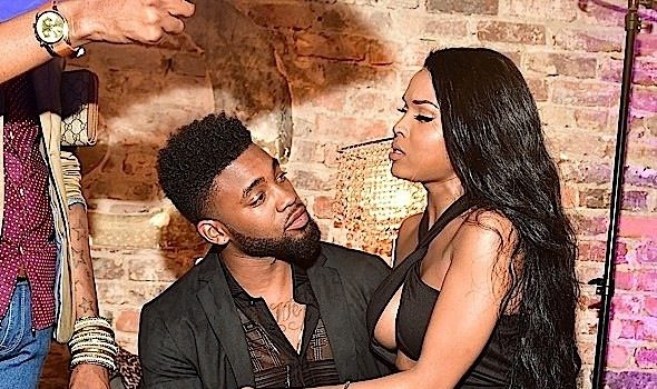 (EXCLUSIVE) Is RHOA's 1st Transgender Castmate — Amiyah Scott — Faking Her Relationship For Reality TV?