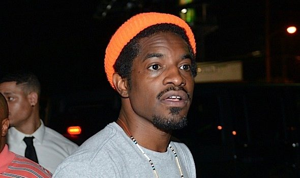 Andre 3000 Spotted Playing Flute At Starbucks [VIDEO]