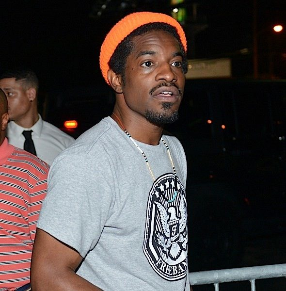 André 3000 to Co-Star in 'American Crime' + Rapper Parties At Gold Room With 2 Chainz, Future, Erica Dixon [Photos]
