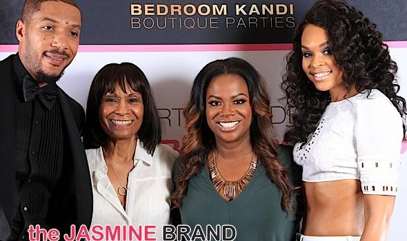 Kandi Burruss Hosts 3rd Annual Bedroom Kandi Convention: Lyfe Jennings, Demetria McKinney Perform