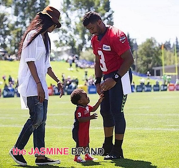 Ciara, Baby Future, Russell Wilson