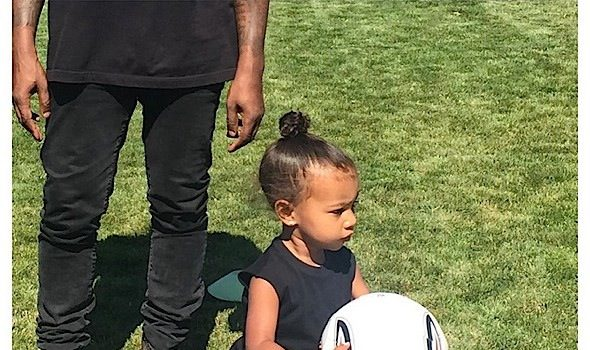 Celebrity Kiddies: KimYe, Emily B, Alicia Keys & Chris Paul Show Off Their Adorable Offspring! [Photos]